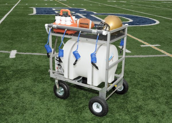 35 Gallon Rechargeable Water Wagon | Made In USA & New Low Price!