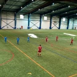 Indoor Sports Arena Cooling