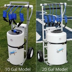 Hydration Carts For Your Sports Team | USA-Made 10 & 20 Gallon Models | New Low Price!